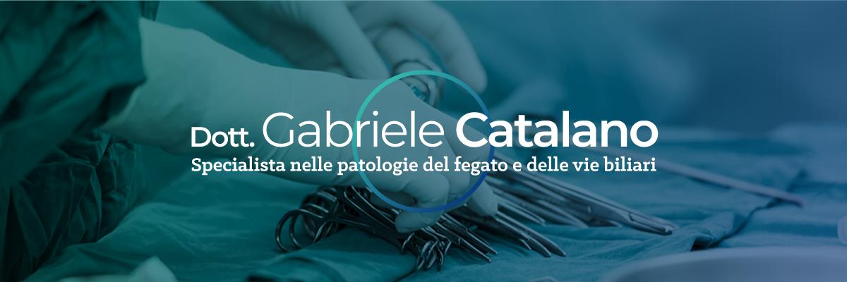 Dr. Gabriele Catalano